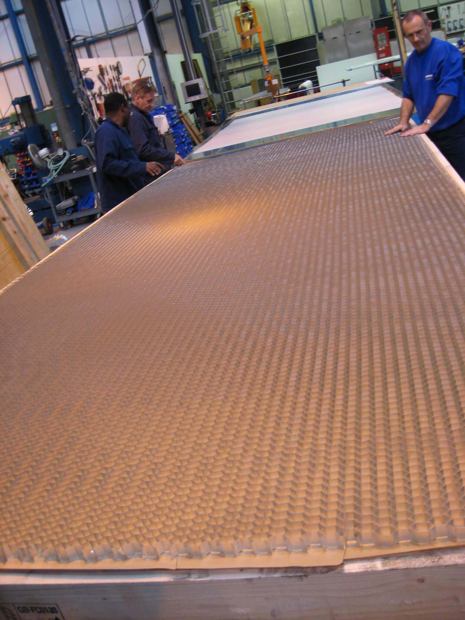 Aluminium honeycomb structures, products & services