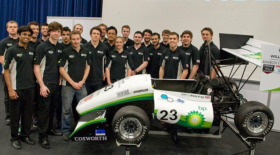 Team Bath Racing TBR14