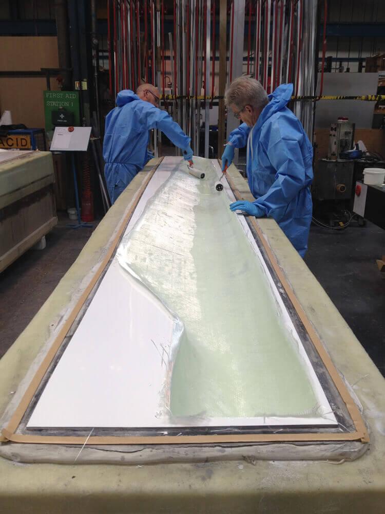 Aluminium honeycomb for Wind Turbines