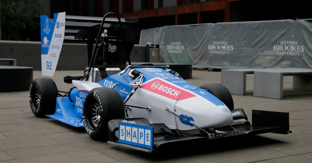 Oxford Brookes Racing 2018