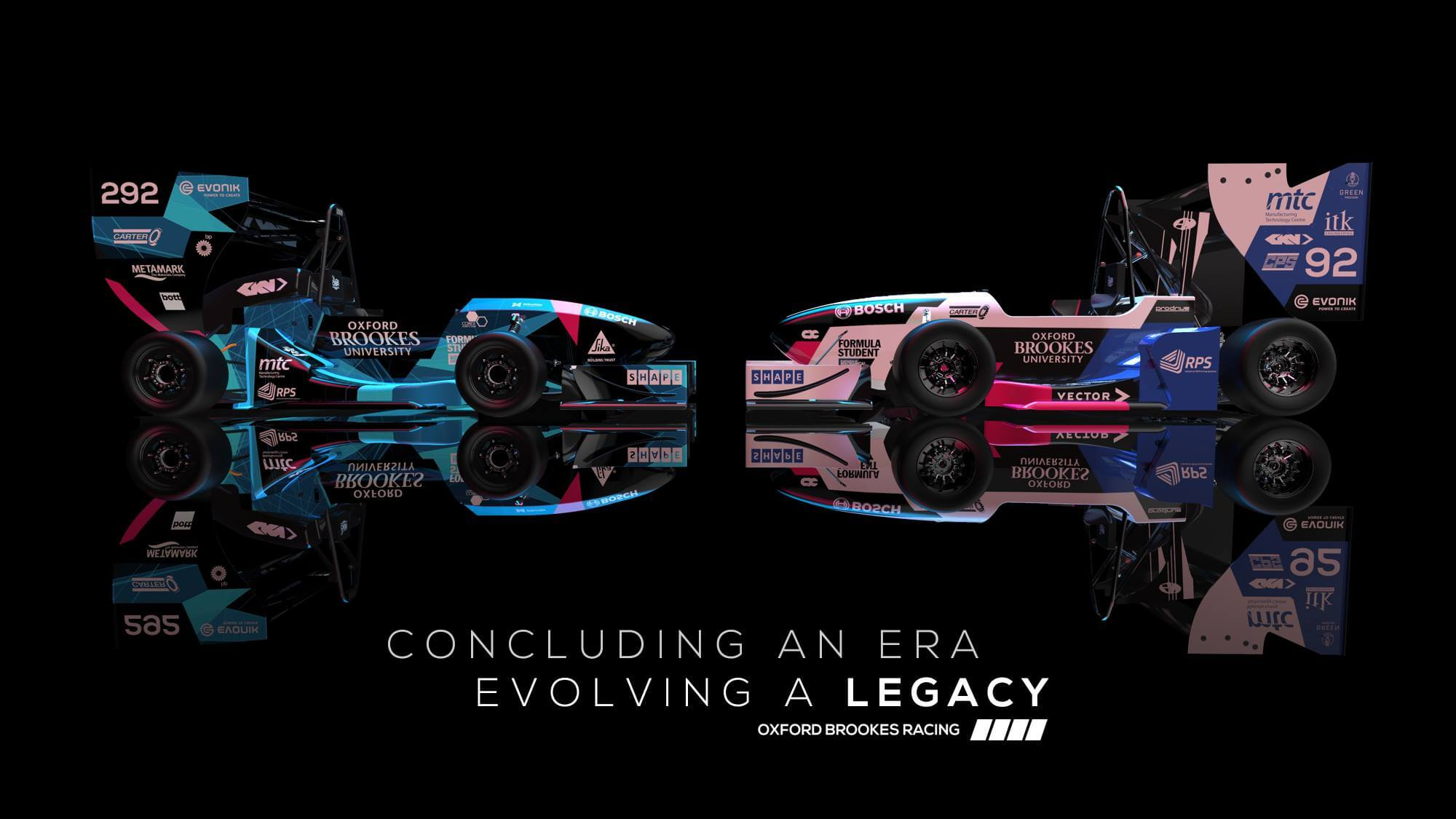 OBR 2019 cars