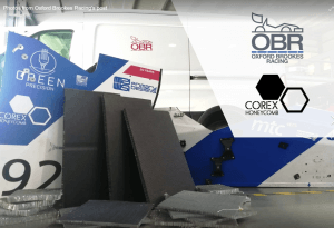 OBR and Corex Honeycomb