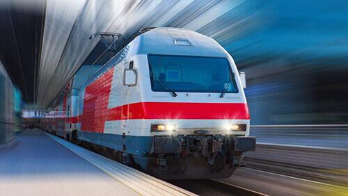 Hitachi Class 800 train 1