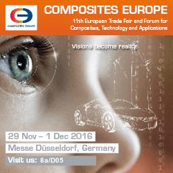 Composites Europe square banner