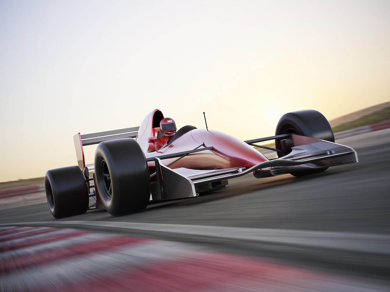 Motorsports can benefit from flexible aluminium honeycomb
